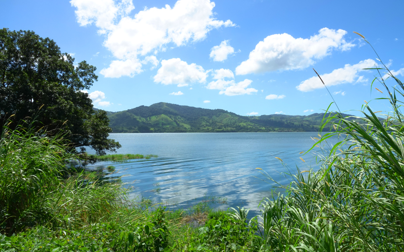 arenal meer in la Fortuna