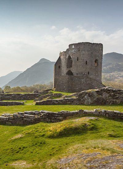 ruïne in Wales