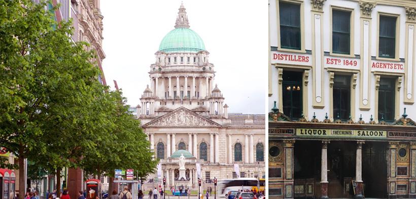 Belfast in Noord-Ierland