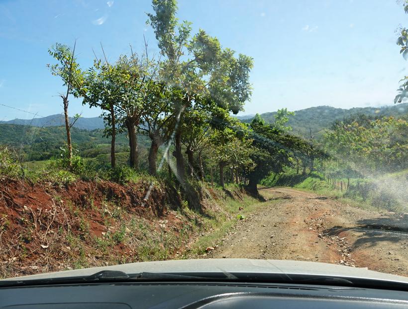 weg van samara naar santa teresa