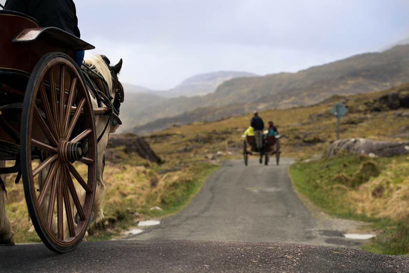 fietsen in Kerry