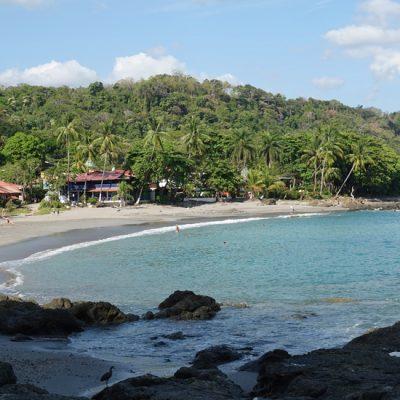 Watervallen, wildlife en witte stranden in laid-back Montezuma
