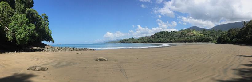 panorama playa pinuele