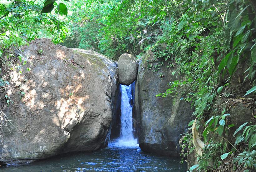 el pavonn waterval