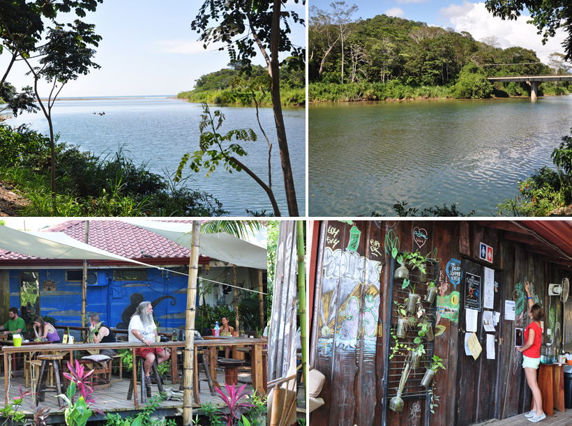 Mongo Congo koffie in Dominical