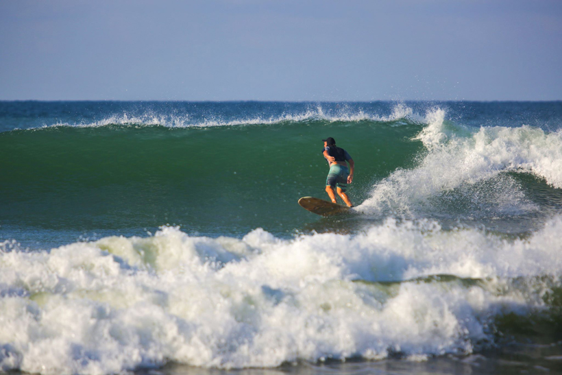 Surfen in Dominical