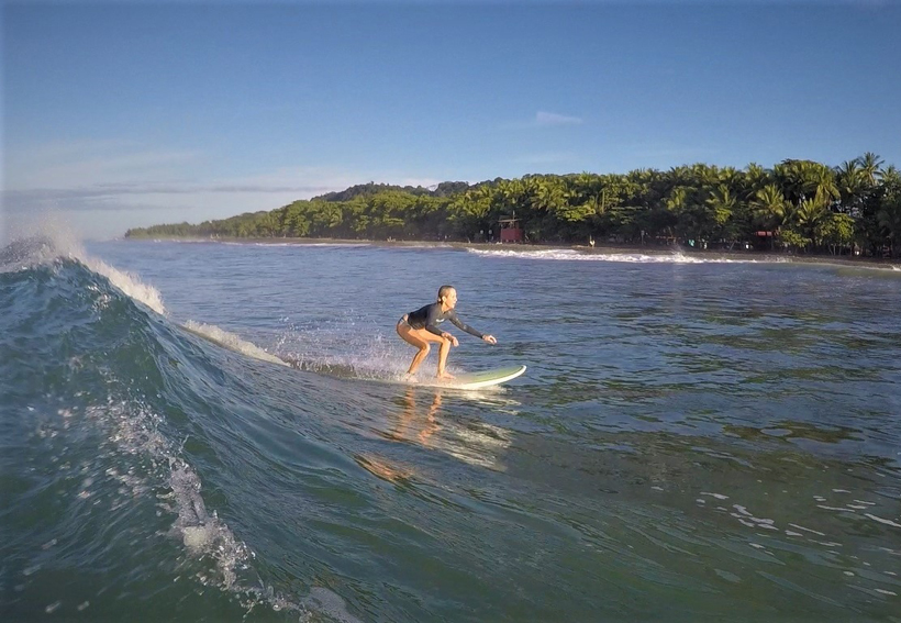 surfen in Dominical