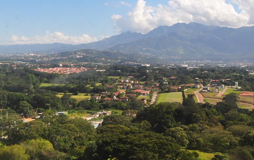 Centrale vallei San José