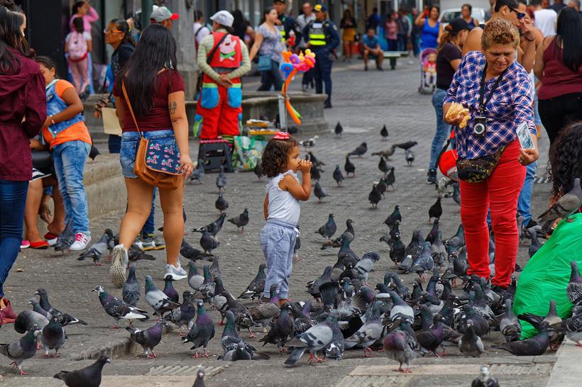straatbeeld San José