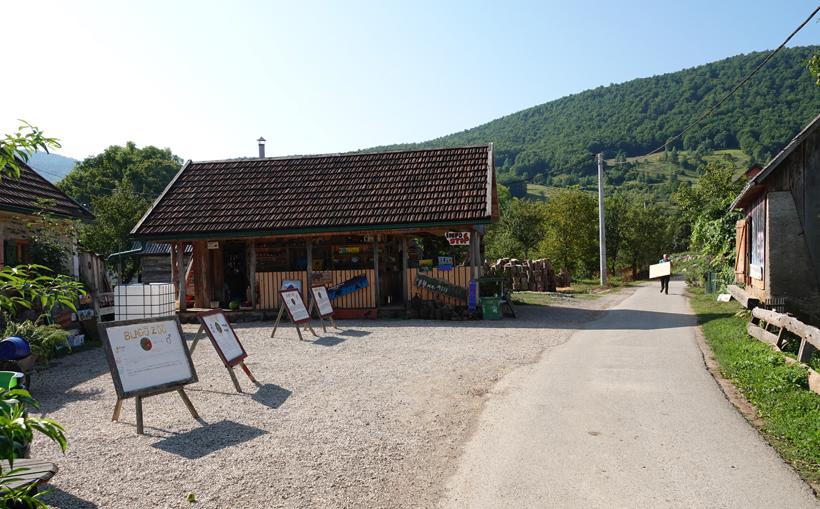 berenopvangcentrum in Kuterevo
