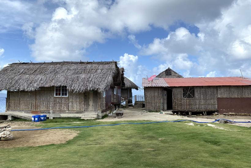 Cabinas en kookhut Narasgandup San Blas