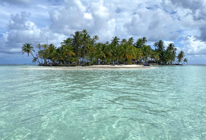 Dutch Cayes in de San Blas