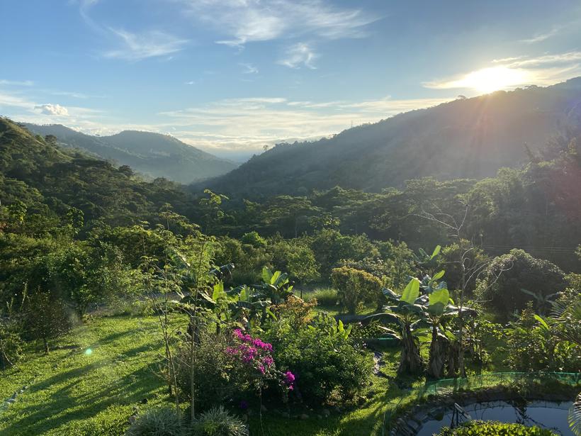 logeren in casa buena vista in la Trinidad