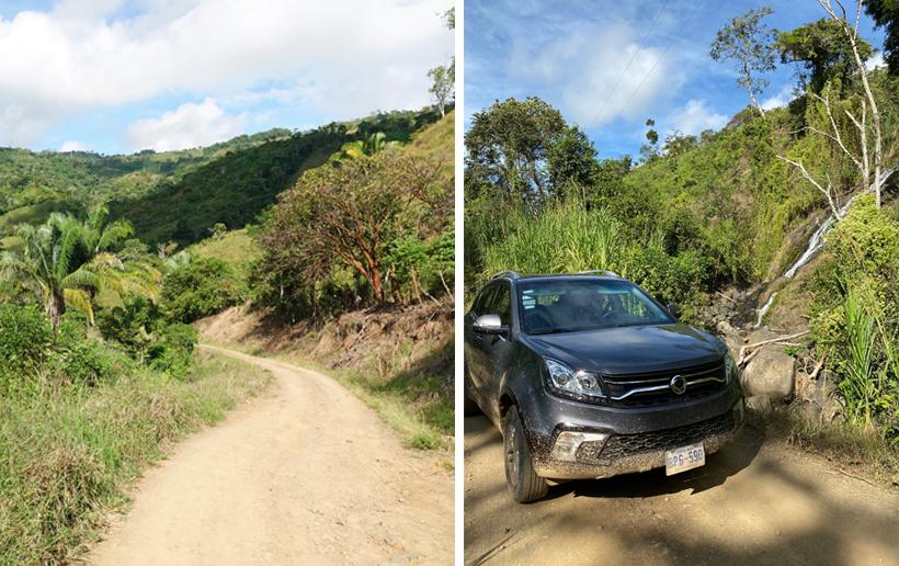 rijden in la Trinidad
