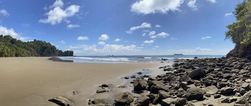 strand van PInuelas