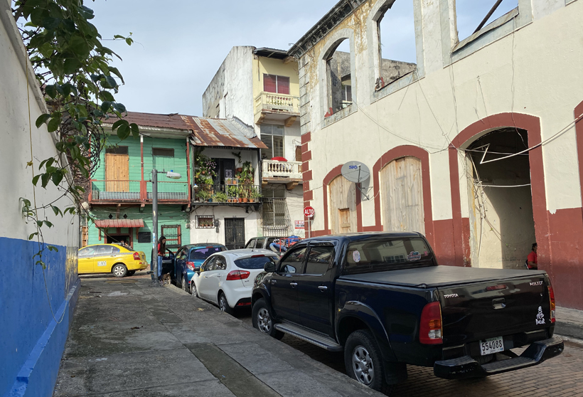 casco viejo in panama city
