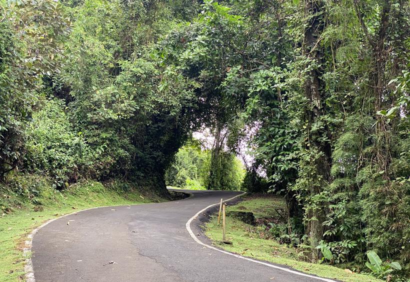 wandeling ancon hill in panama city