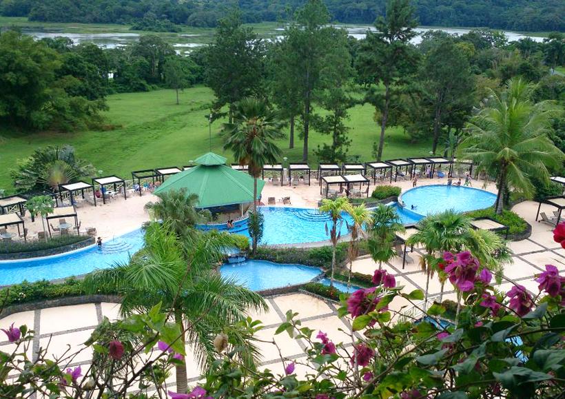 zwembad Gamboa rainforest resort
