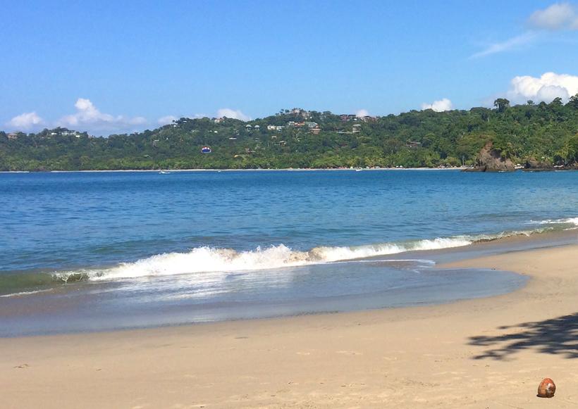 zich op hotels vanop playa espadilla sur