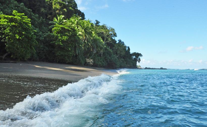 playa corcovado