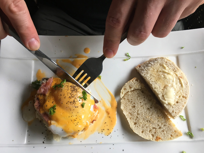 verzorgd ontbijt island plantation bocas