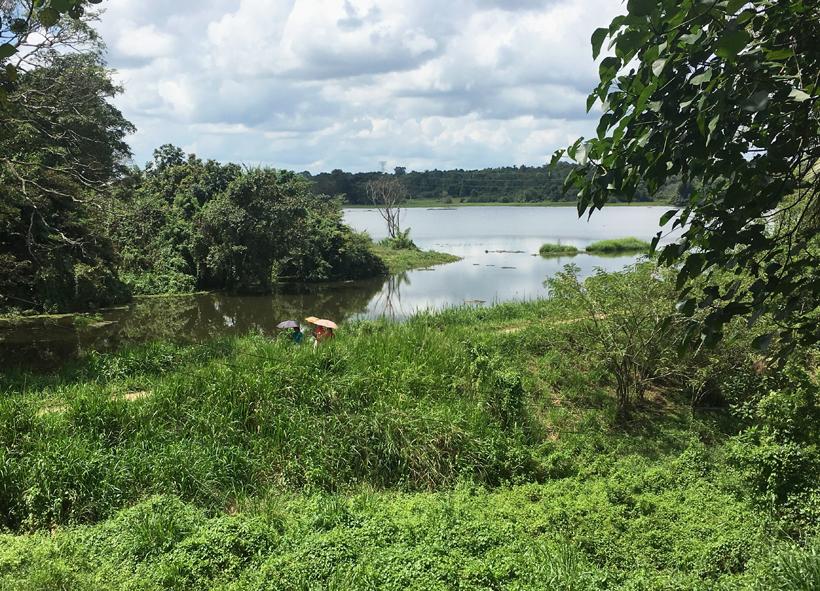 Maha Oya meer