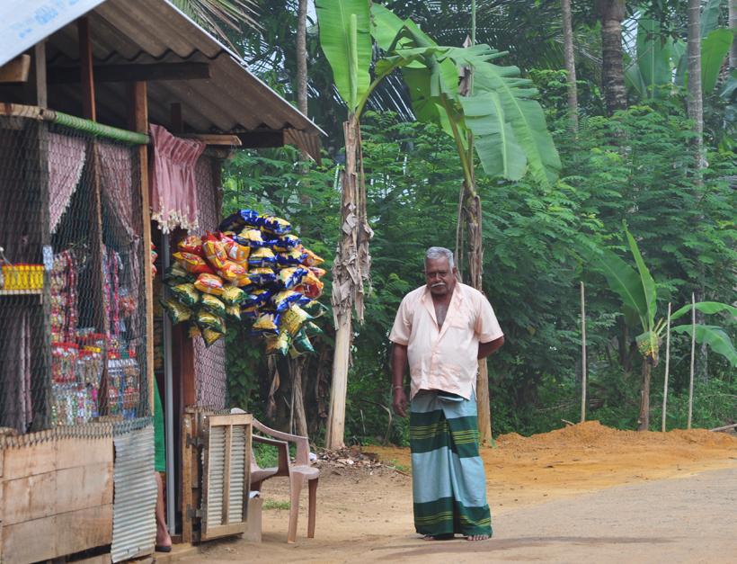 dorp bij sinharaja