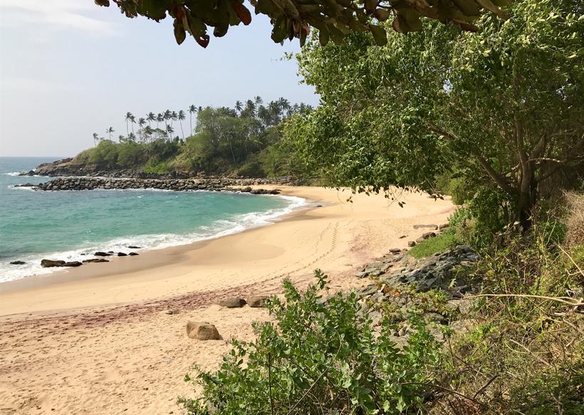 Humanaya beach noord