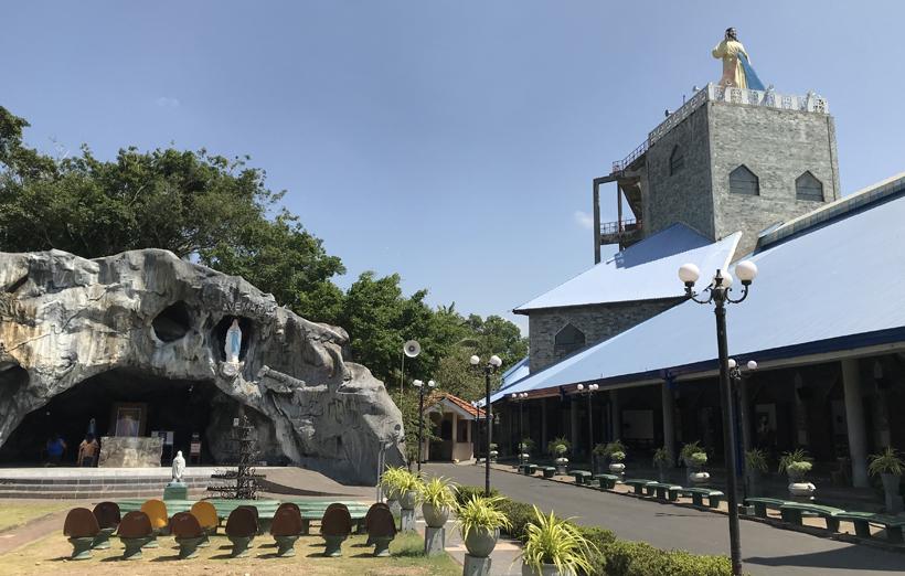 San Sebastian kerk Negombo