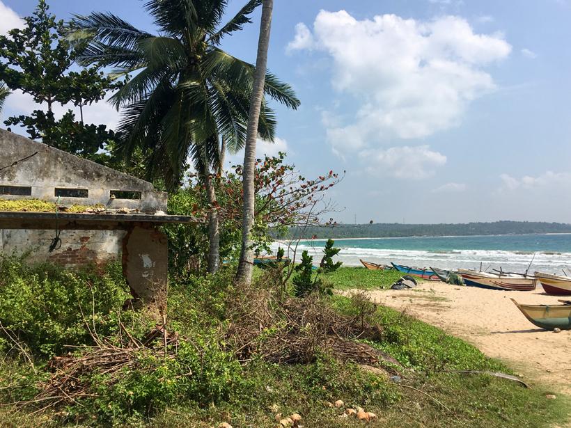 marakatiyara beach na tsunami