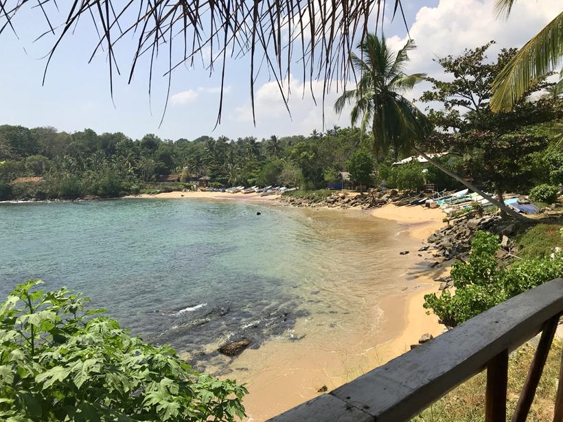 Unakarauwa beach