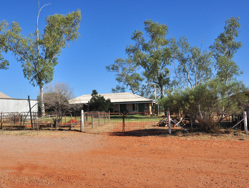 huis cattle station emu creek