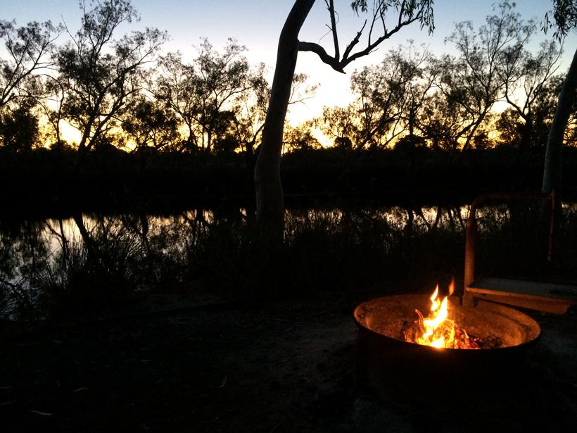 kampvuur emu creek
