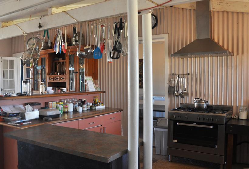 keuken cattle station