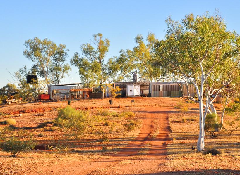 werkschuur cattle station