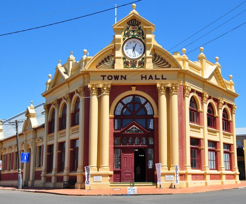 historische gebouwen in western australia