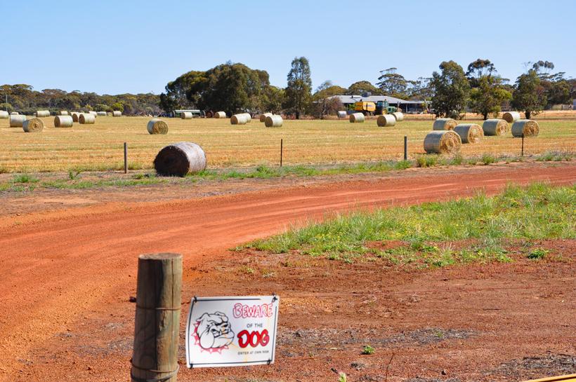 graanschuur in western australia