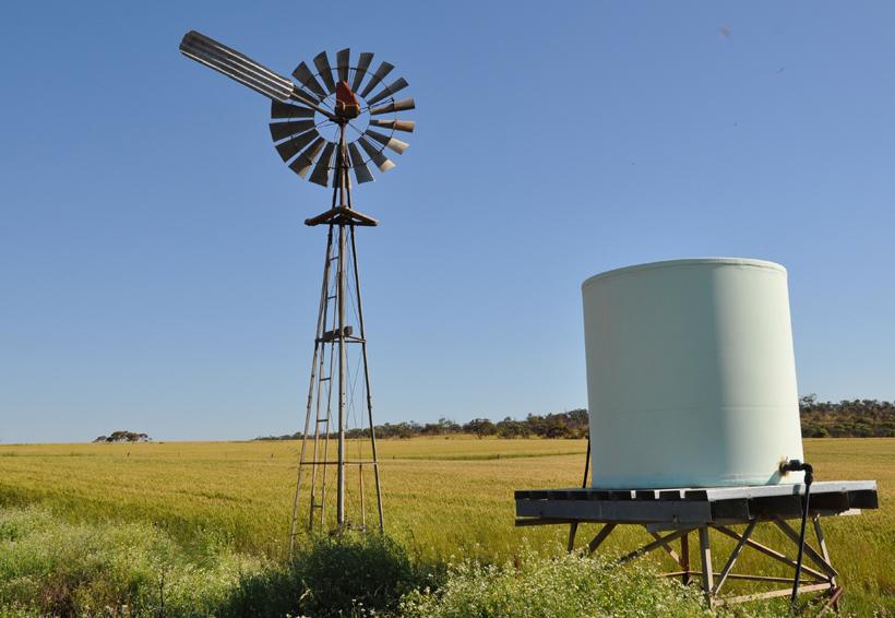 windmolen in western australia