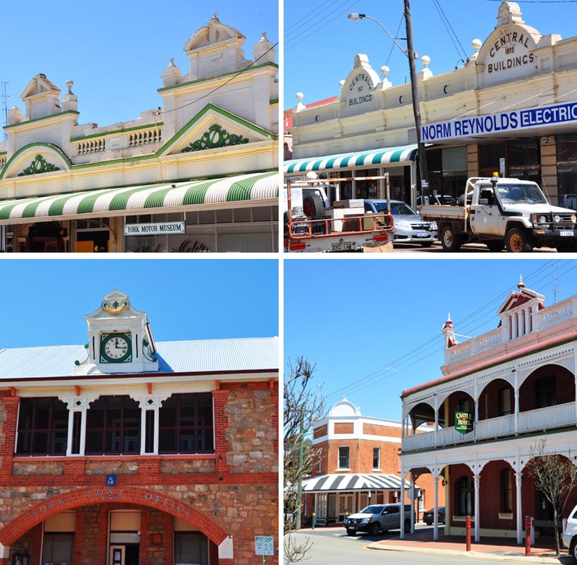 historisch York in western australia