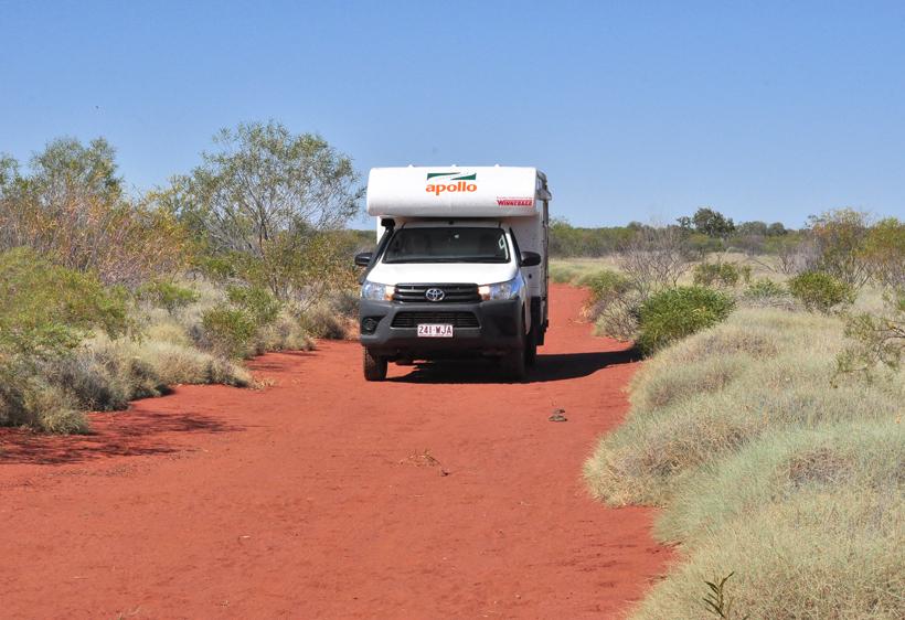 selfdrive emu creek