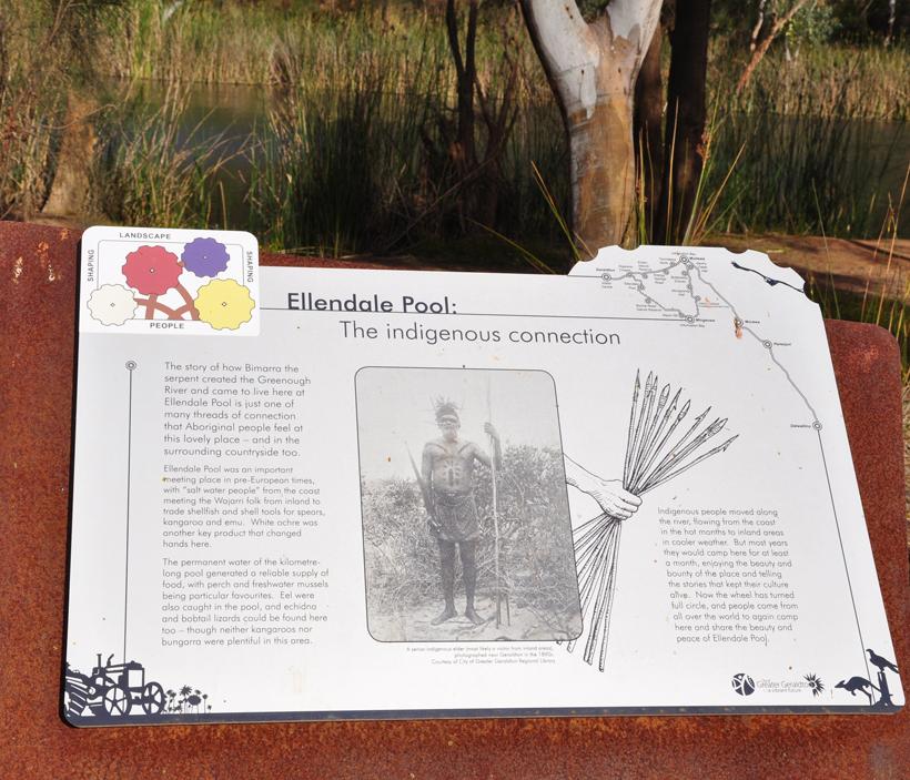 aboriginal history ellendale pool
