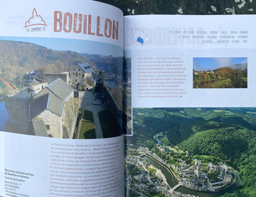 Bouillon bij Herbeumont