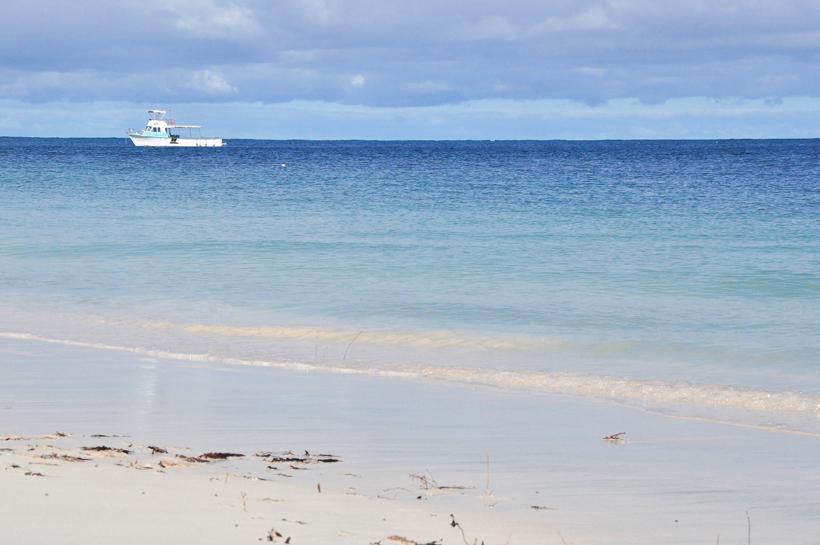 cervantes westkust van Australië