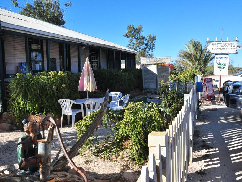 hamelin pool camping telegraph station