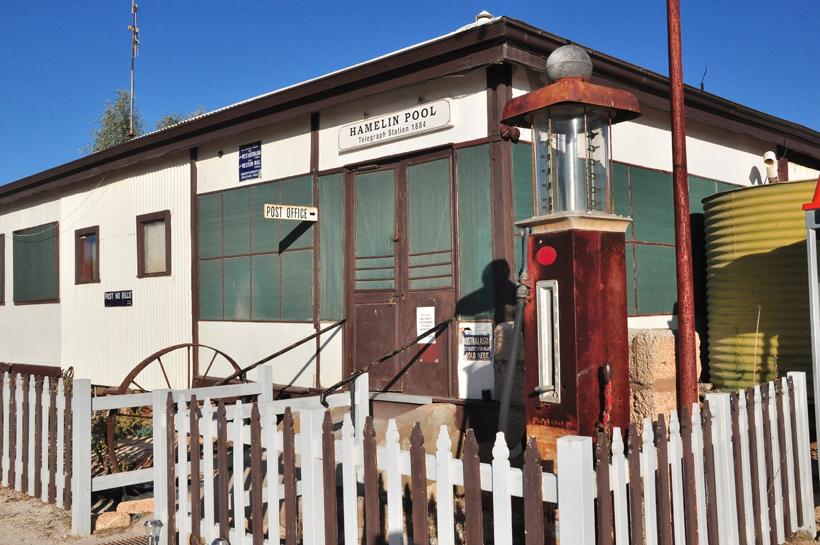 hamelin pool telegraph station
