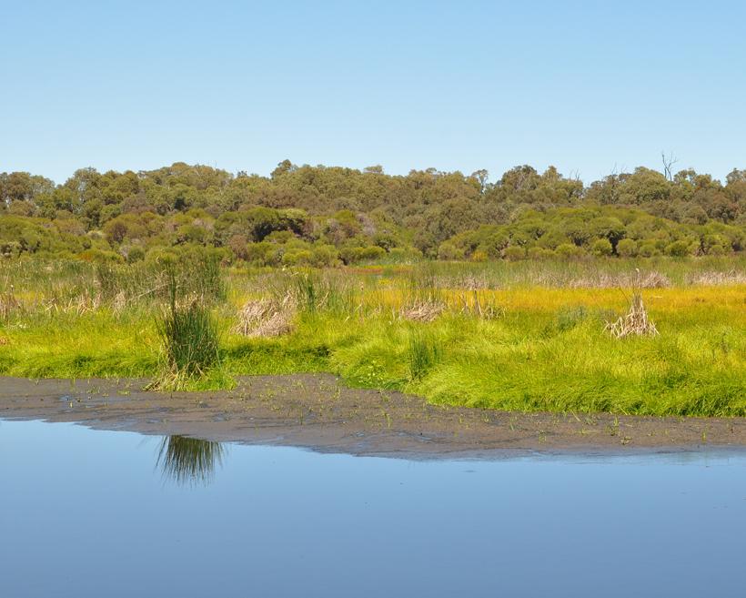 yanchep nationaal park meer