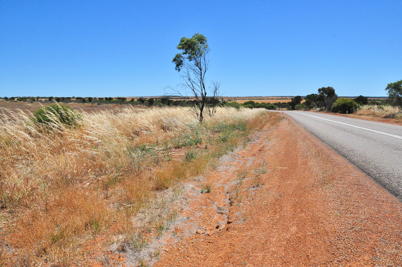wegen westkust Australië