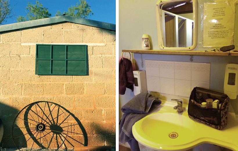 toiletblok hamelin camping