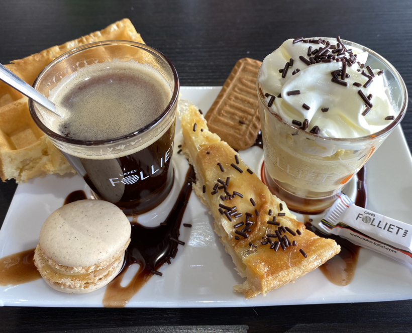 cafe gourmand in Toul