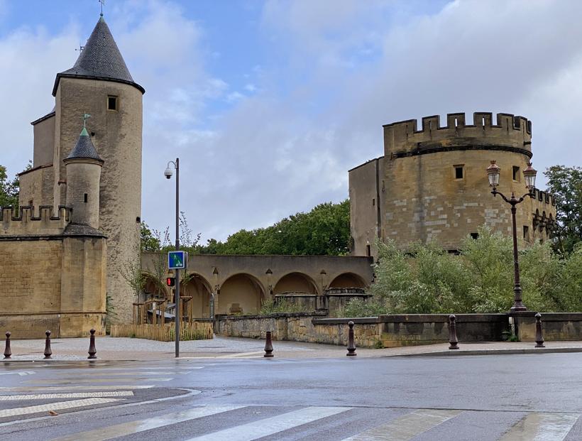 Duitse poort in Metz